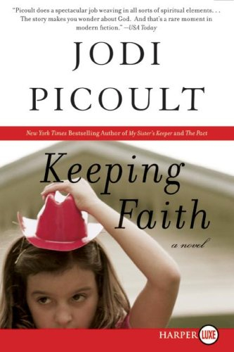 Keeping Faith LP: A Novel - Jodi Picoult