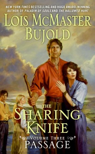 Passage (The Sharing Knife, Book 3) - Lois Mcmaster Bujold