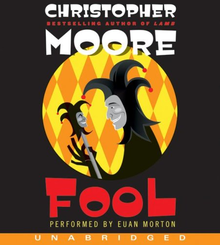 Fool CD - Christopher Moore
