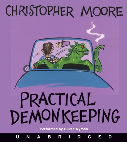 Practical Demonkeeping CD - Christopher Moore
