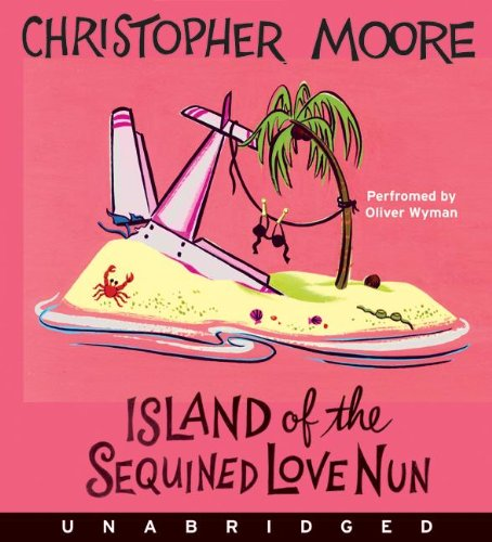 Island of the Sequined Love Nun CD - Christopher Moore