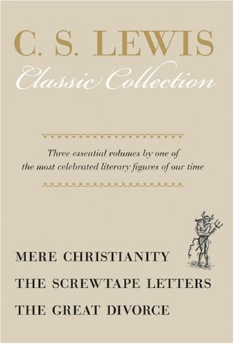 Mere Christianity/Screwtape Letters/Great Divorce - Box Set - C. S. Lewis
