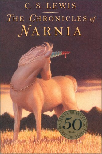 The Chronicles of Narnia: The Magician's Nephew/The Lion, the Witch and the Wardrobe/The Horse and His Boy/Prince Caspian/Voyage of the Dawn Treader/The Silver Chair/The Last Battle - C. S. Lewis