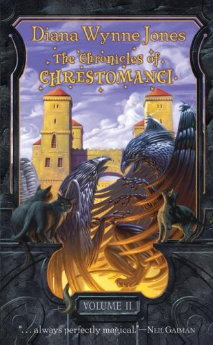 The Chronicles of Chrestomanci, Volume 2: The Magicians of Caprona / Witch Week - Diana Wynne Jones