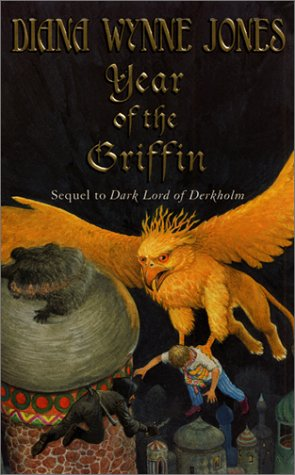 Year of the Griffin - Diana Wynne Jones