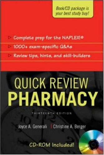 Appleton & Langes Outline Review Clinical Chemistry