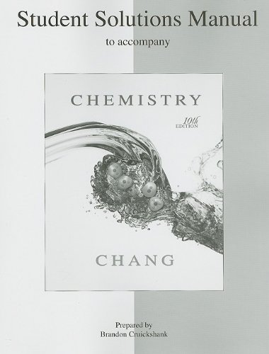 mcgraw hill scienceengineeringmath students solutions manual to accompany chemistry raymond chang fandeluxe Gallery