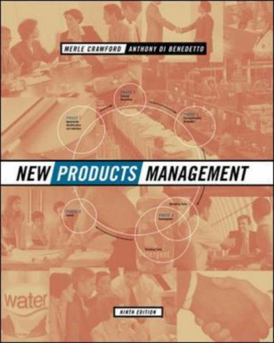 New Products Management - C. Merle Crawford