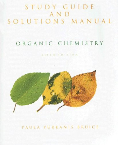 prentice hall study guide and solutions manual for organic chemistry paula y bruice fandeluxe Images