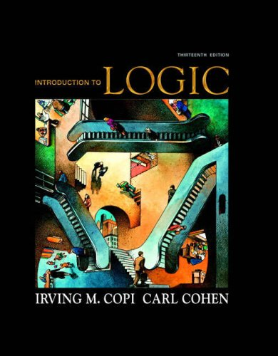 prentice hall introduction to logic 13th edition irving m copi fandeluxe Gallery