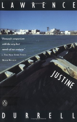 Justine - A NOVEL / Lawrence Durrell