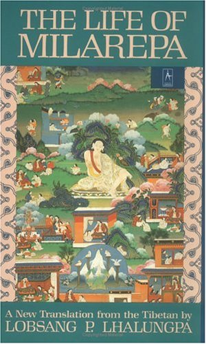 The Life of Milarepa: A New Translation from the Tibetan (Compass) - Anonymous
