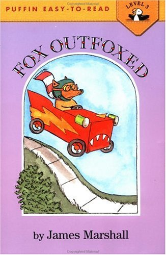 Fox Outfoxed: Puffin Easy-to-Read Level 3 (Easy-to-Read, Puffin) - James Marshall