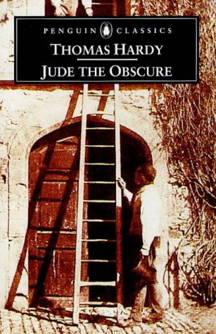 Jude the Obscure   כריכה רכה - Penguin Classics  - Thomas Hardy