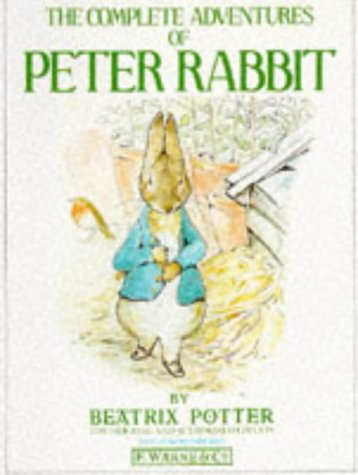 The Complete Adventures of Peter Rabbit (Picture Puffin Books) - Beatrix Potter