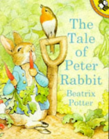 The Tale of Peter Rabbit (Picture Puffins) - Beatrix Potter