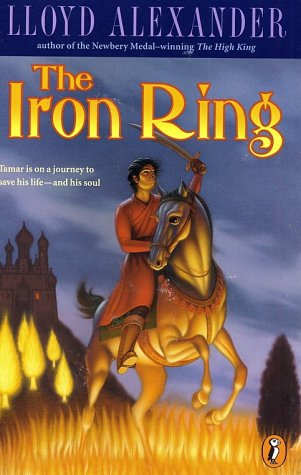 The Iron Ring (Novel) - Lloyd Alexander