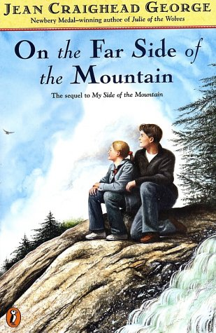On the Far Side of the Mountain - Jean Craighead George