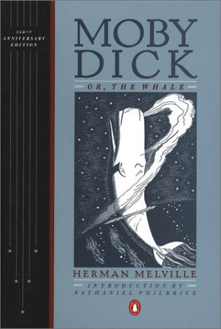 Moby-Dick: or, The Whale(Penguin Classics Deluxe Edition) - Herman Melville