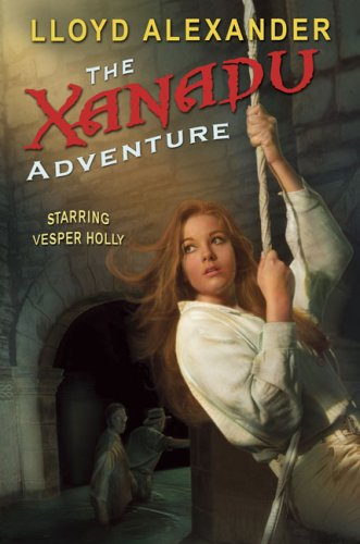 The Xanadu Adventure (Vesper Holly) - Lloyd Alexander