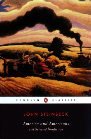 America And Americans Selected Nonfiction Penguin Classics