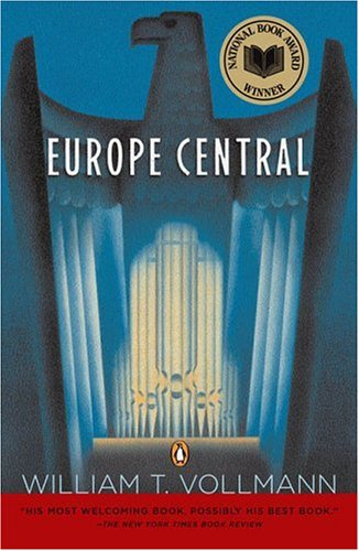 Europe Central - William Vollmann