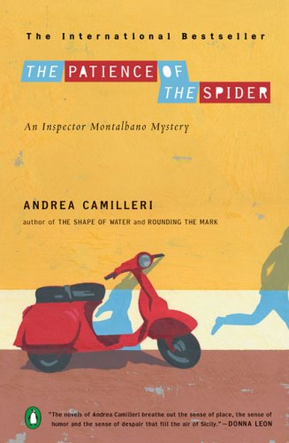 The Patience of the Spider (Inspector Montalbano Mysteries) - Andrea Camilleri