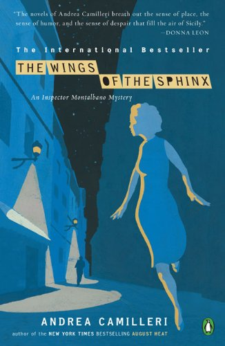 The Wings of the Sphinx (Inspector Montalbano Mysteries) - Andrea Camilleri