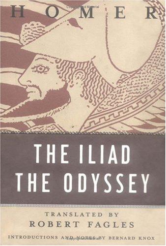 The Iliad The Odyssey Homer