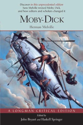 Moby-Dick: A Longman Critical Edition - Herman Melville