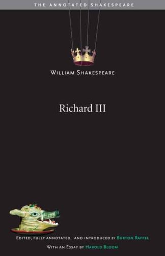 Richard III (The Annotated Shakespeare) - William Shakespeare