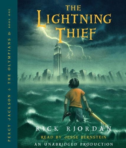 The Lightning Thief: Percy Jackson and the Olympians: Book 1 - Rick Riordan