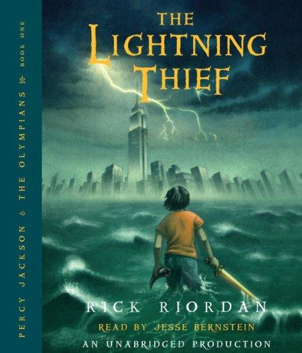 The Lightning Thief: Percy Jackson and the Olympians: Book 1 - Rick Riordan