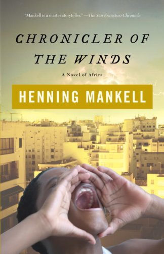 Chronicler of the Winds (Vintage) - Henning Mankell