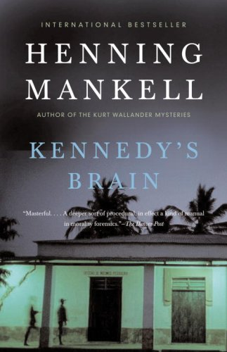 Kennedy's Brain (Vintage Crime/Black Lizard) - Henning Mankell