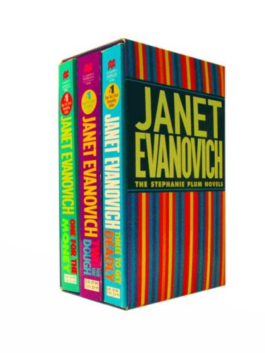 Plum Boxed Set 1 (1, 2, 3): Contains One for the Money, Two for the Dough and Three to Get Deadly(Stephanie Plum Novels) - Janet Evanovich