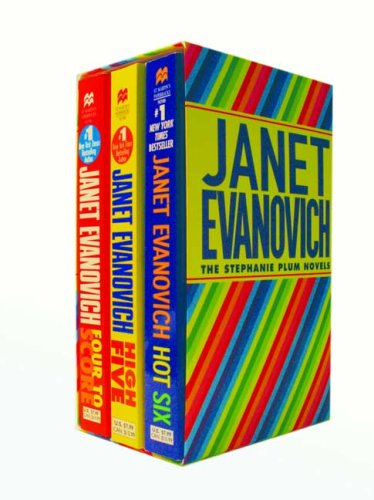 Plum Boxed Set 2 (4, 5, 6): Contains Four to Score, High Five and Hot Six (Stephanie Plum Novels) - Janet Evanovich