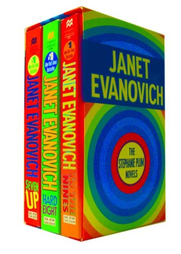 Plum Boxed Set 3 (7, 8, 9): Contains Seven Up, Hard Eight and To The Nines (Stephanie Plum Novels) - Janet Evanovich