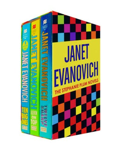Plum Boxed Set 4 (10, 11, 12): Contains Ten Big Ones, Eleven on Top, and Twelve Sharp (Stephanie Plum Novels) - Janet Evanovich