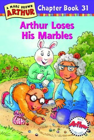 Arthur Loses His Marbles A Marc Brown Chapter Book 31 Books