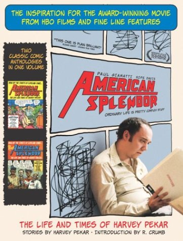 American Splendor: The Life and Times of Harvey Pekar - Harvey Pekar