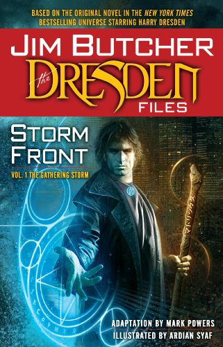 The Dresden Files: Storm Front (Dresden Files (del Rey)) / Jim Butcher