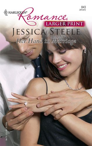 Her Hand In Marriage (Harlequin Romance) - Jessica Steele