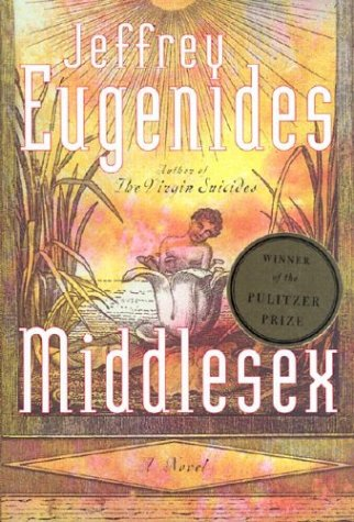 Middlesex: A Novel - Jeffrey Eugenides
