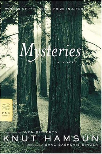 Mysteries: A Novel - Knut Hamsun