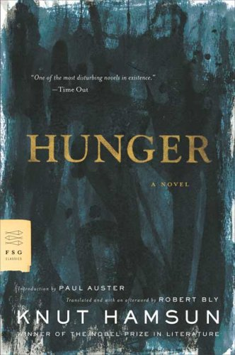 Hunger: A Novel - Knut Hamsun
