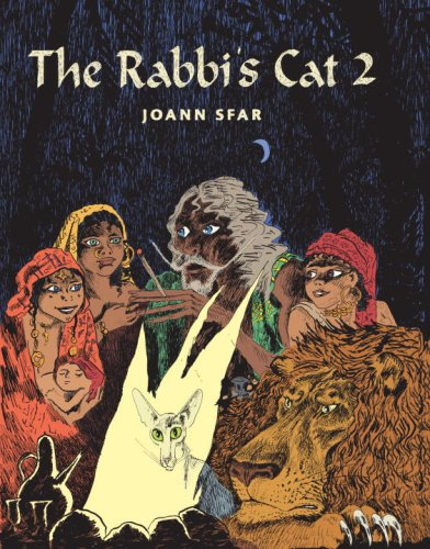 The Rabbi's Cat 2 - Joann Sfar