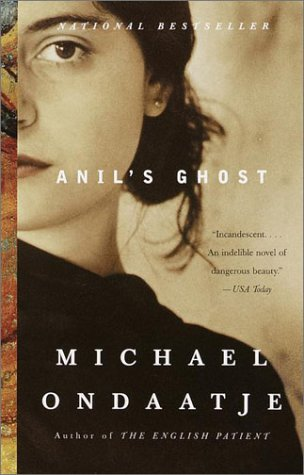 Anil's Ghost: A Novel - Michael Ondaatje