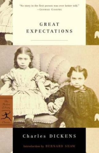 Great Expectations (Modern Library Classics) - Charles Dickens