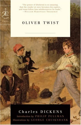 Oliver Twist (Modern Library Classics) - Charles Dickens